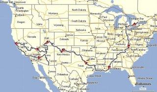 CAN-USA-13827km